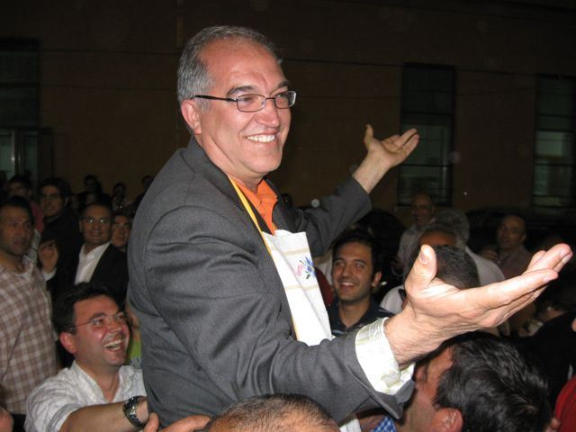 Franco Ribaudo viene eletto Sindaco di Marineo - Giugno 2008