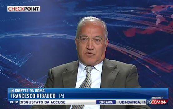 Checkpoint Tgcom24, il video della trasmissione con Franco Ribaudo